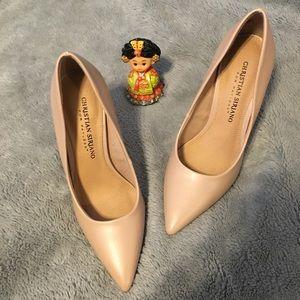 Christian Siriano Nude High heels